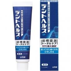 """Зубная паста """"Dent Health SP"""" для профилактики опущения, кровоточивости десен и неприятного запаха изо рта 30 г"""