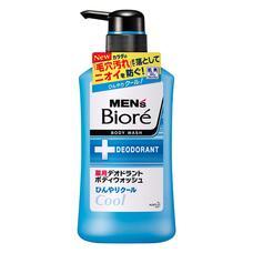 Гель для душа мужской с охлаждающим эффектом KAO Men's Biore 440 мл