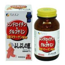 Бад Хондроитин и глюкозамин с комплексом витаминов и экстрактом бурой водоросли плюс Коллаген пептид №545