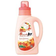 LION Top Sweet Harmony Жидкое средство для стирки белья с нежным ароматом цветов и фруктов 850 г