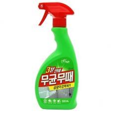 PIGEON BISOL чистящее средство для ванной от плесени с ароматом трав 900 мл