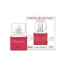 Santen Beauteye капли для женщин с ароматом розы