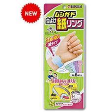 Бумажный браслет, защищающий от насекомых №8