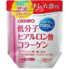 Коллаген плюс гиалуроновая кислота на 30 дней ORIHIRO