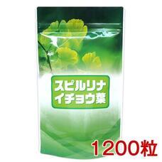 Спирулина Гинкго Билоба Algae № 1200