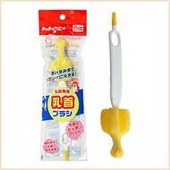 Щётка-спонж для мытья детских сосок Chu-Chu BABY JEX 1/50
