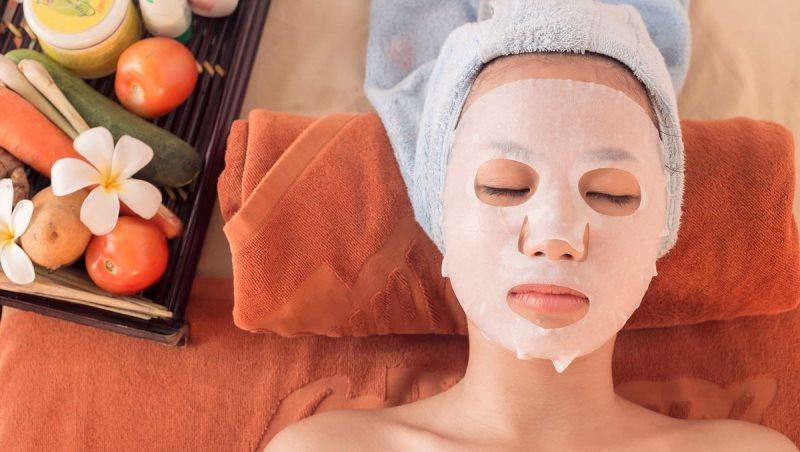 Эффект от масок для лица