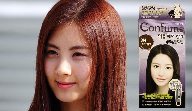 Лучшие корейские краски для волос