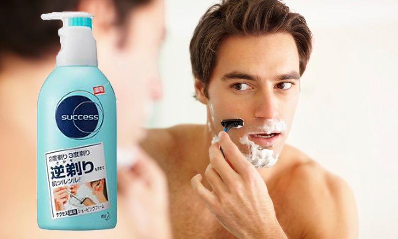 Средства для бритья из Кореи