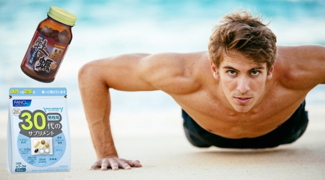 БАДы и витаминны для мужчин