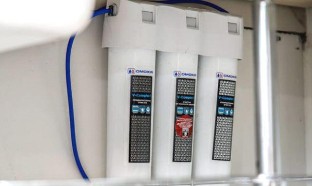 Фильтры для очистки воды в СПб