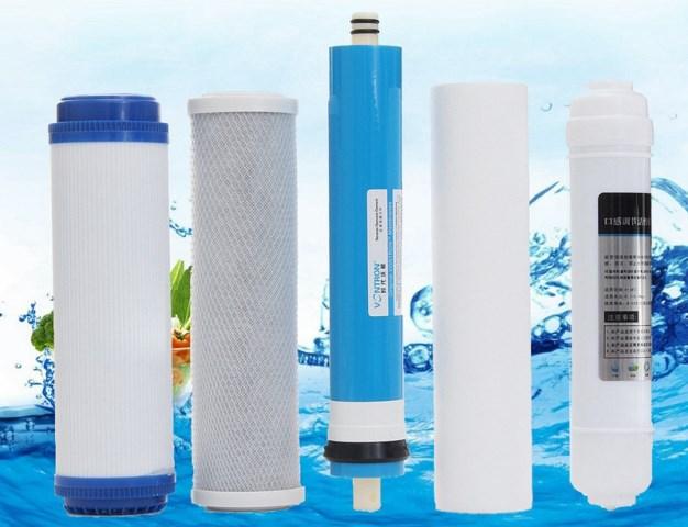 Система очистки воды из Японии